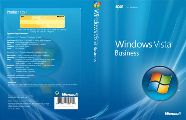 Windows-Vista-Business